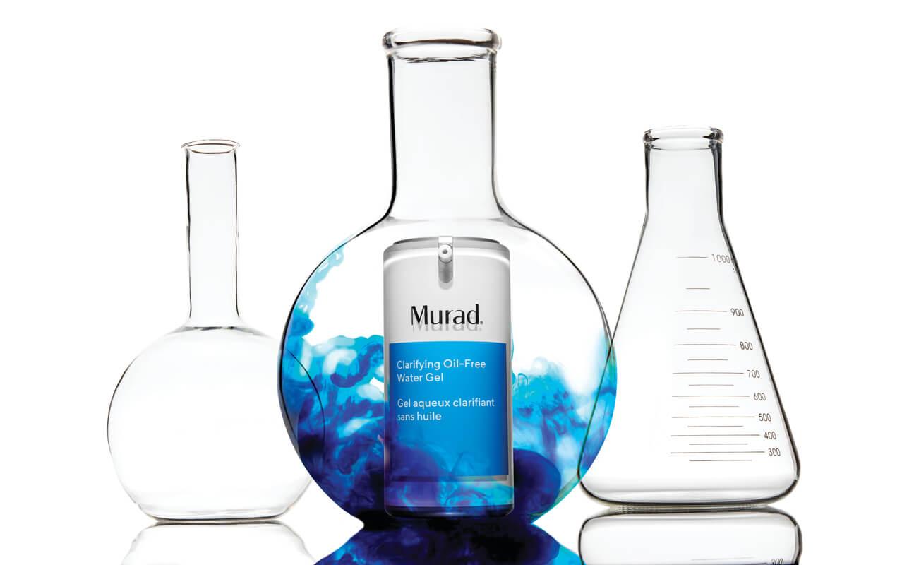 Clarifying Oil Free Water Gel SENSING TECHNOLOGY IN LIQUID
