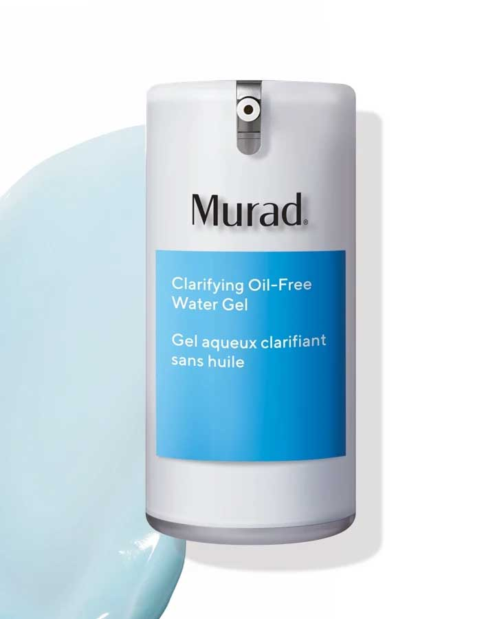 Clarifying Oil Free Water Gel img