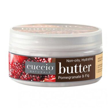 Cuccio pomegranate & fig butter