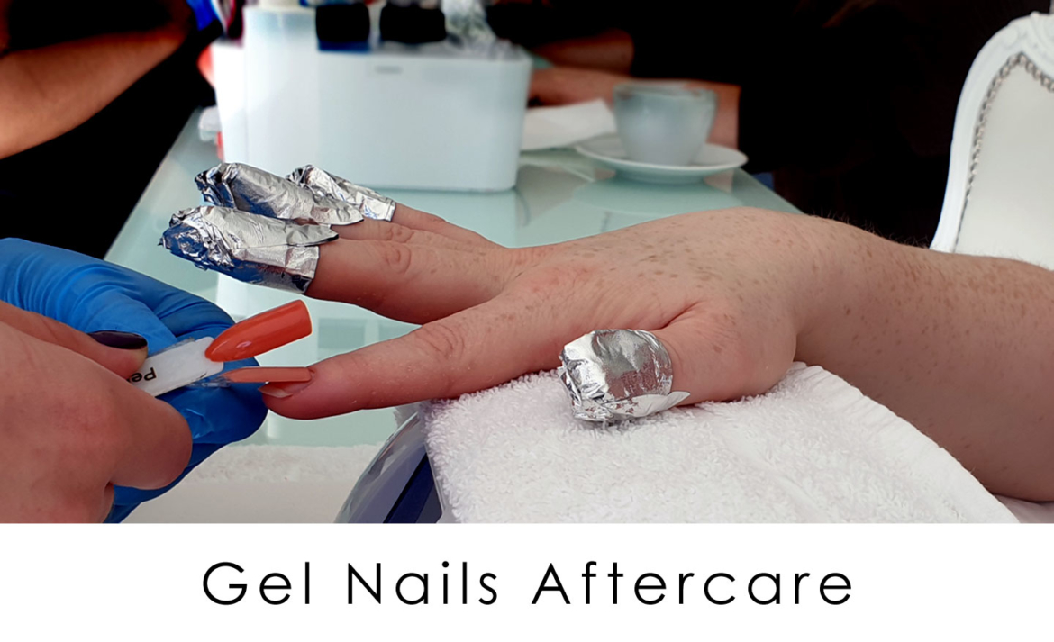 Gel Nail Aftercare