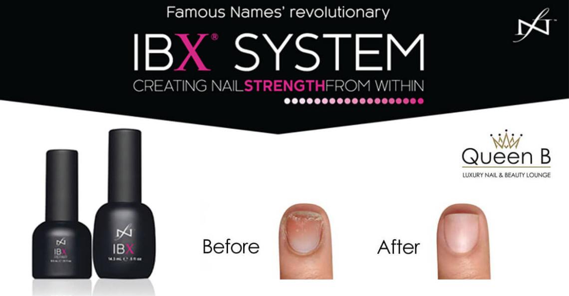 IBX Nail Strengthening
