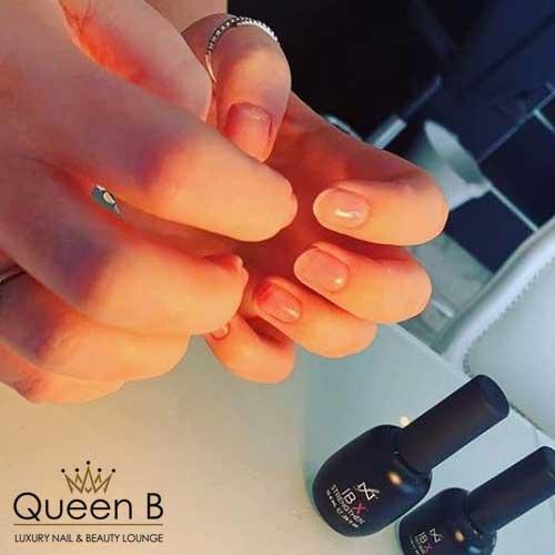 IBX Nail Treatments Queen B London