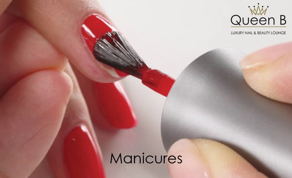 Manicures at Queen B