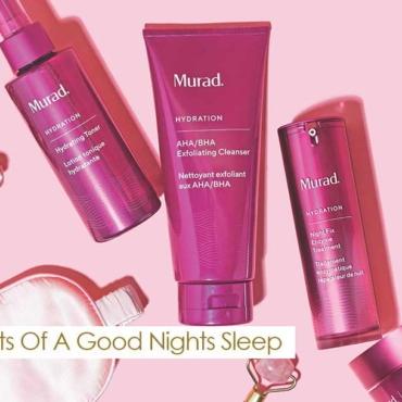 Beauty Sleep with Murad