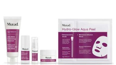 Murad Drenched in Moisture products