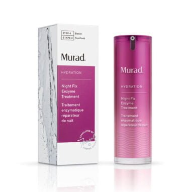 Murad Nightfix Enzyme Treatment Box