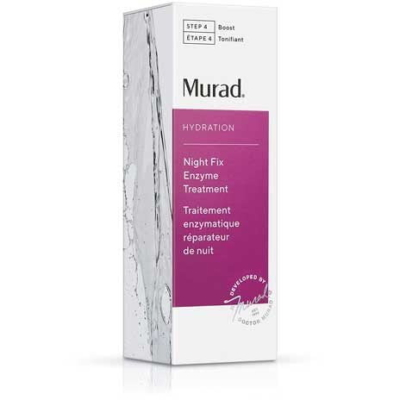 Murad Nightfix Enzyme Treatment Box