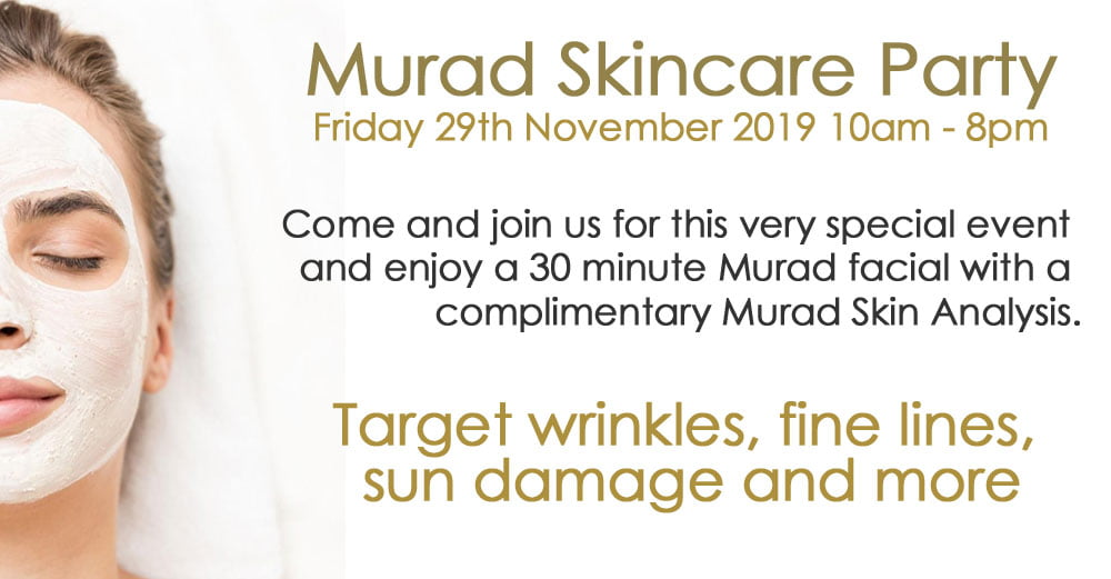 Murad Skincare Party
