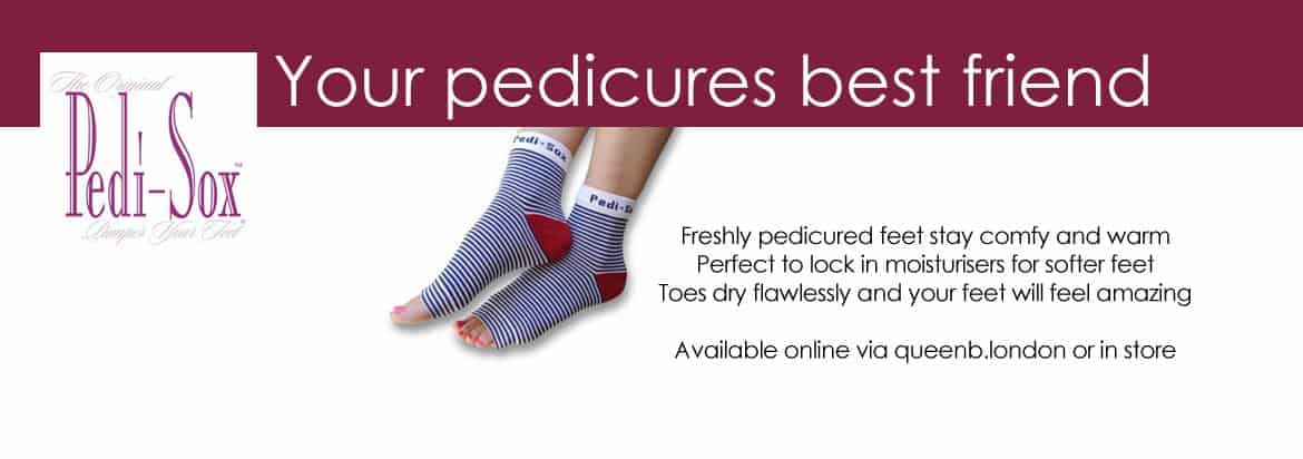 Pedi-Sox™ – The Original Toeless Pedicure Sock
