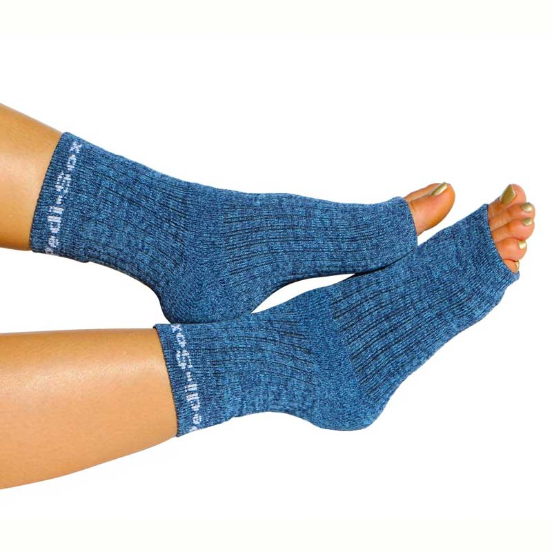 Pedisox Denim Blue Queen B London