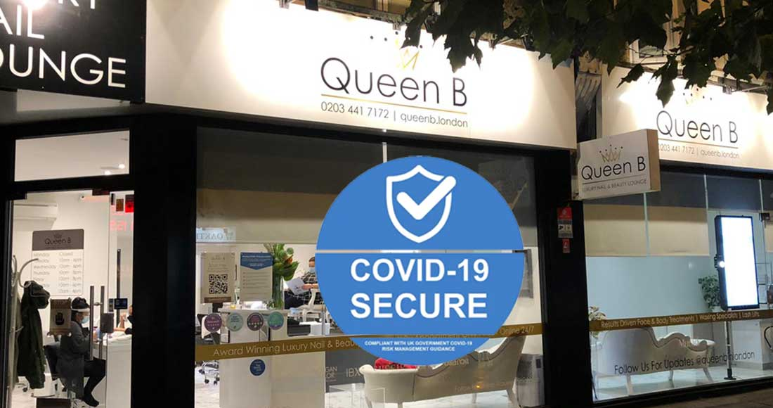 Queen B Covid Secure Salon