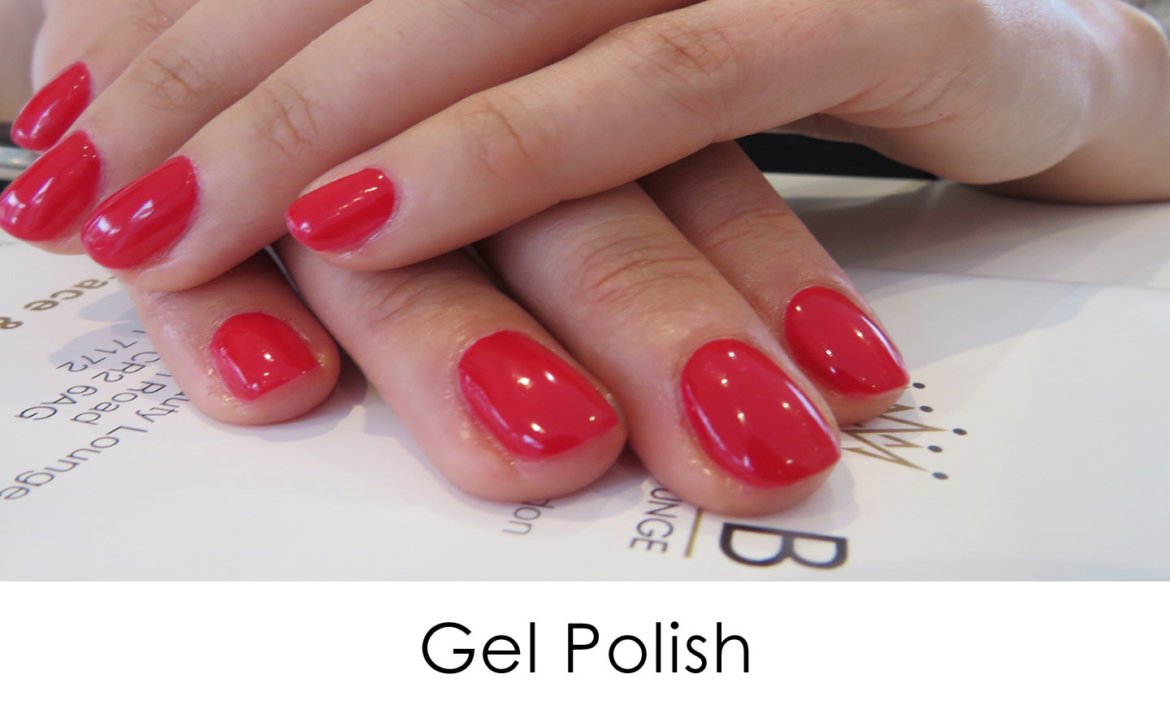 Gelish Hands and Feet
