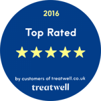 Queen B Luxury Nail Lounge Treatwell award 2016