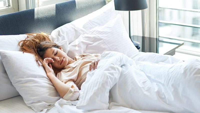 Murad blog beauty sleep Queen B