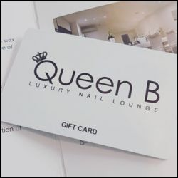 Queen B Luxury Nail Lounge Giftcard