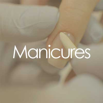 Manicures at Queen B Croydon