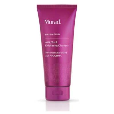 murad aha bha exfoliating cleanser 200 ml