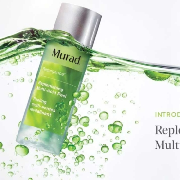 Murad Replenishing Multi Acid Peel Revealed