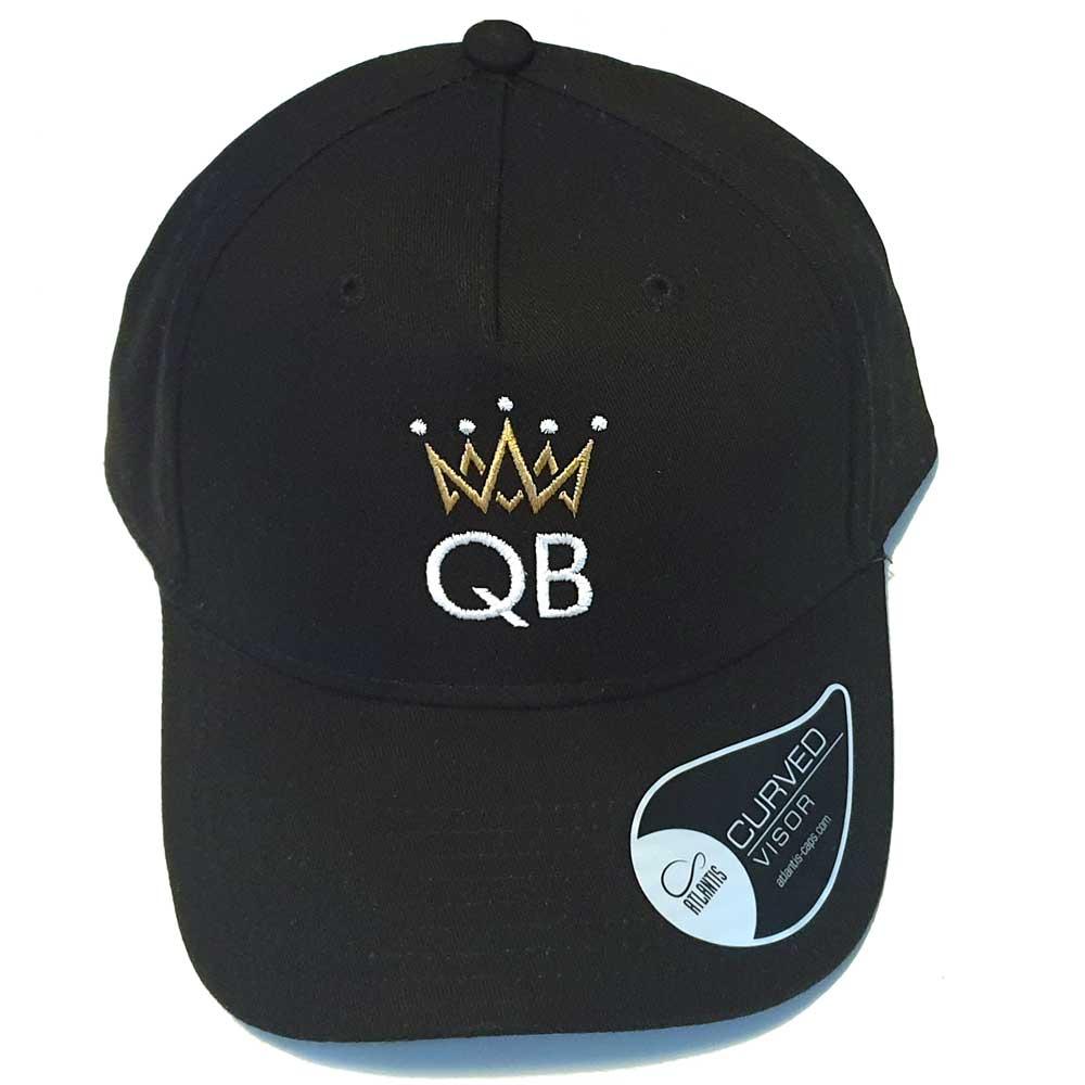 queen b baseball cap cotton