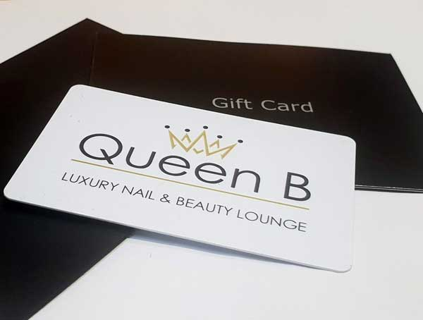 queen b gift card croydon