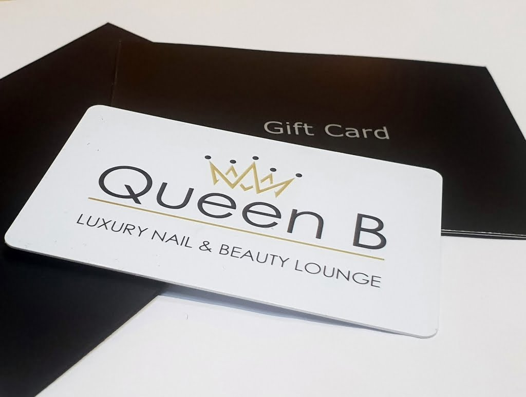 Gift cards Queen B Luxury Nail & Beauty Lounge Croydon
